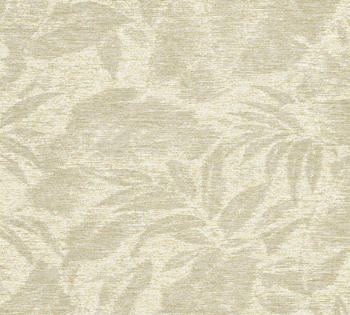 A.S. Creation Greenery 10,05 x 0,53 m beige creme (37219-1)