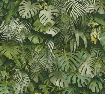 A.S. Creation Greenery 10,05 x 0,53 m grün (37280-2)