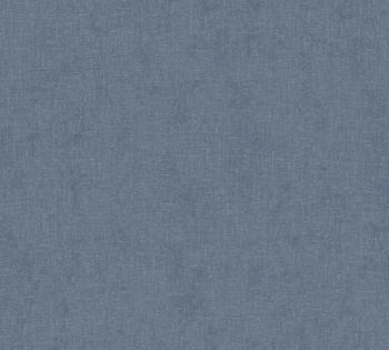 Livingwalls New Walls Cosy & Relax Uni - strukturiert, uni, blau (41933308)