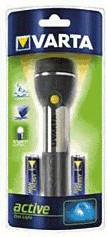 Varta Taschenlampe Day Light 2AA