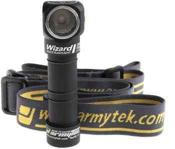 Armytek Wizard USB LED Stirnlampe Cree Xp-L 1250 Lumen mit USB