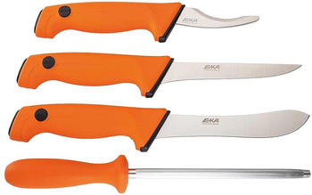 EKA Butcher set, orange