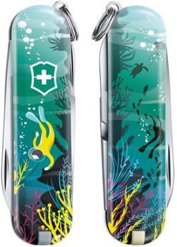 Victorinox Classic SD Deep Dive Limited Edition 2020