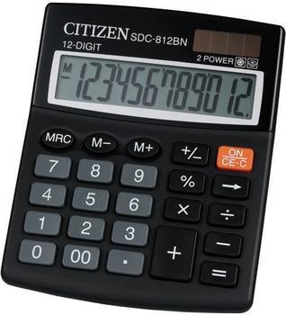 Citizen Citizen SDC-812BN Tischrechner