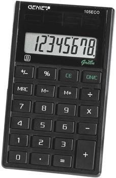 genie-105-eco-tischrechner