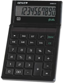 genie-205-eco-tischrechner