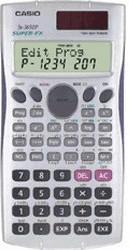 Casio FX-3650 P II Wissenschaftlicher Schulrechner