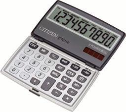 citizen-ctc-110-tischrechner-silber