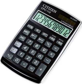 citizen-cpc-112-tischrechner-schwarz