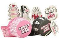 """Nasstoys Cupcake Set """"Bridal"""""""