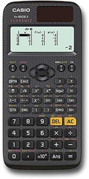 casio-fx-85dex-schulrechner-schwarz-display-stellen-12solarbetrieben-batteriebetrieben-b-x-h-x-t