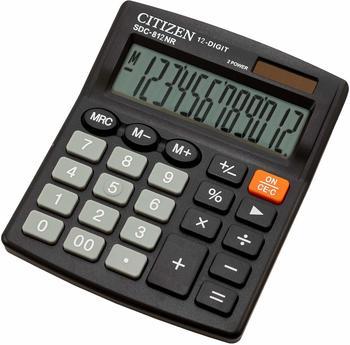 citizen-tischrechner-sdc-812nr-12stellig-schwarz