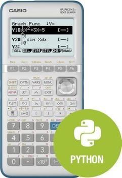 Casio Graph 35+E II Python
