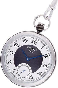 Tissot Bridgeport Pocket Watch silver