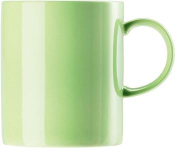 Thomas Becher mit Henkel groß Sunny Day Apple Green
