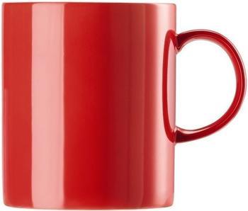 Thomas Becher mit Henkel groß Sunny Day New Red