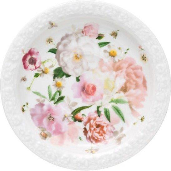 Rosenthal Maria Kaffeeuntertasse Pink Rose