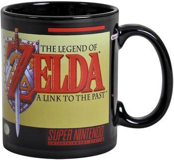 Paladone Super Nintendo: The Legend of Zelda A Link to the Past Becher