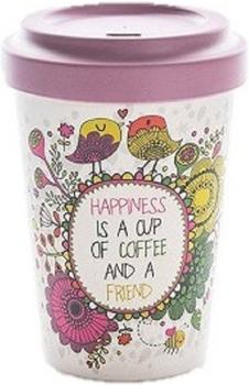 chicmic-bamboocup-travel-mug-400-ml-cup-coffee-happiness