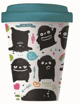 chicmic-bamboocup-travel-mug-400-ml-monster-greetings