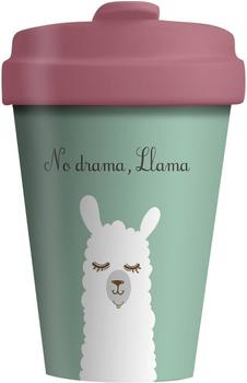 chicmic-bamboocup-travel-mug-400-ml-drama-llama