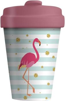chicmic-bamboocup-travel-mug-400-ml-flamingo