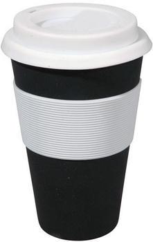 Zuperzozial Coffee to-go Becher Carbon Black
