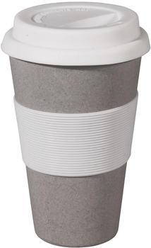 Zuperzozial Coffee to-go Becher Stone Grey