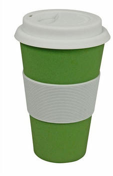 Zuperzozial Coffee to-go Becher Wasabi Green
