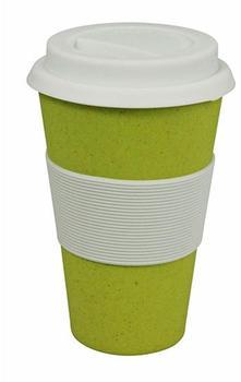 Zuperzozial Coffee to-go Becher Lemony Yellow