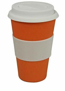 Zuperzozial Coffee to-go Becher Pumpkin Orange