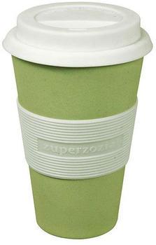 Zuperzozial Coffee to-go Becher Willow Green