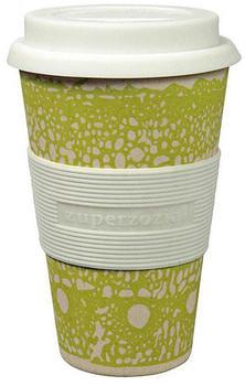 Zuperzozial Coffee to-go Becher Cruising Travel Mug DNA Yellow