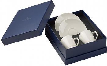 Villeroy & Boch La Classica Nuova Espresso Set 4-teilig