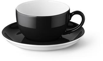 dibbern-espresso-untertasse-classico-solid-color-schwarz