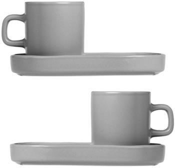 Blomus Espressotassen MIO mirage grey (2er-Set)