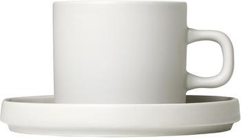 Blomus Mio Kaffeetassen 0,2l (2er-Set) moonbeam