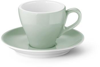 dibbern-espresso-untertasse-classico-solid-color-salbei