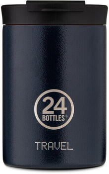 24Bottles Rover Travel Trinkbecher 350 ml deep blue