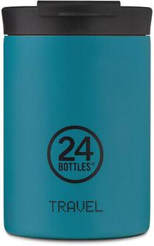 24Bottles Earth Travel Trinkbecher 350 ml atlantic bay