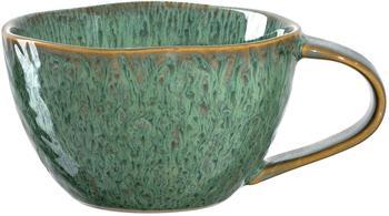 Leonardo Kaffee Obertasse Matera 290 ml grün