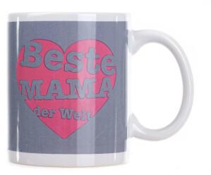 CEPEWA Cepewa Kaffeebecher Beste Mama