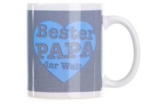 CEPEWA Cepewa Kaffeebecher Bester Papa