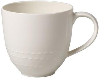 Villeroy & Boch its My Moment Tasse Weiß gerade (460 ml)
