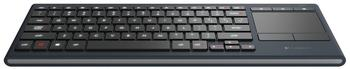 Logitech K830 Illuminated Living-Room DE