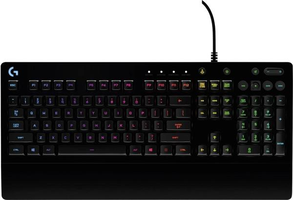Logitech G213 Prodigy Gaming Tastatur RGB DE (920-008087)