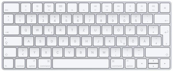 Apple Magic Keyboard MQ052D/A