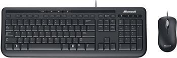 Microsoft Wired Desktop 600 DE