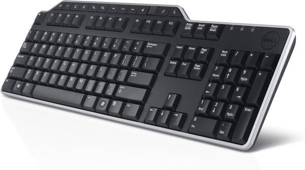 Dell KB-522 Wired Business Multimedia Keyboard DE schwarz (580-17679)