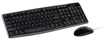 Nedis USB Keyboard & Mouse (CSKMCU100) DE